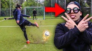 KRANKE FUßBALL CHALLENGE !!