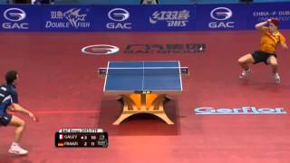 Repeat youtube video Table Tennis - Fix You