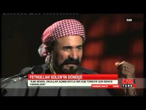 Şivan Perwer'den Fethullah Gülen yorumu