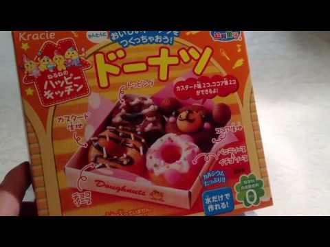 DIY: Japans snoep maken: popin cookin mini donuts