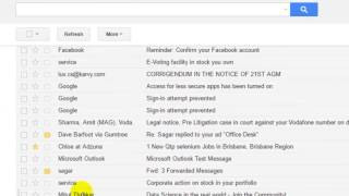 How to create new rules in Gmail