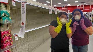 EMERGENCY SHOPPING! PREPARING TO QUARANTINE!!