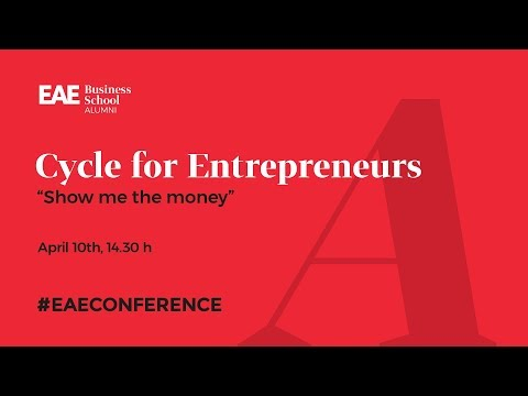 Cycle for Entrepreneurs: Show me the money: startup funding | EAE Business School