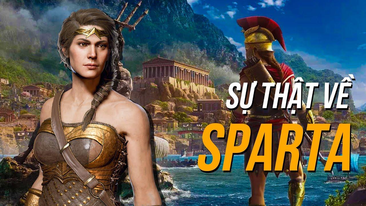 Assassin's Creed Odyssey và Hy Lạp Cổ Đại khác nhau như thế nào? Lịch sử và Game #3