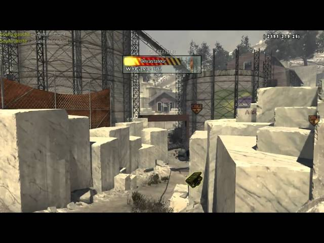 WtF.| - XeS | (12-1) | Cup MW2 Travel Video