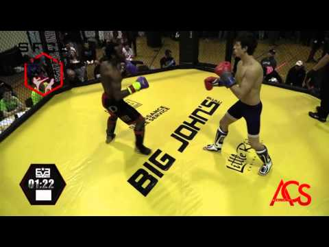 SFCL East Jordan Bahati Hasan Vs. Ryan Conrad Kickboxing