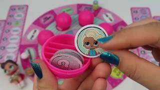 LOL OYUNU OYNUYORUZ! Çok Beklenen Lol The Game Lol Bebekler ile Birlikte Bidünya Oyuncak