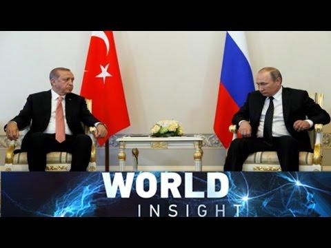 World Insight— Turkey meets Russia; Brazil impeachment vote 08/10/2016