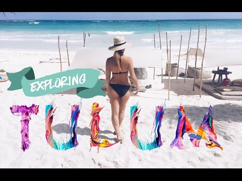 Tulum Mexico Travel Vlog / When Your Trip Doesn't Go According To Plan!
