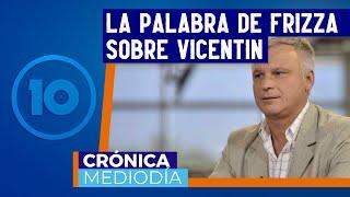 Gabriel Frizza, diputado nacional, se expresó sobre Vicentin