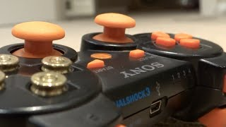 How to: Custom PS3 Controller buttons