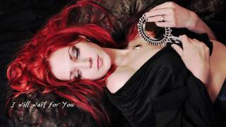 I Will Wait For You - Laura Fygi - HD Lyrics on Screen
