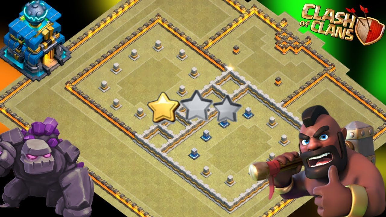 Base War Th 12 Anti Bat Spell 9