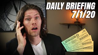 $1200 Second Stimulus Check Update - Great News in the Senate
