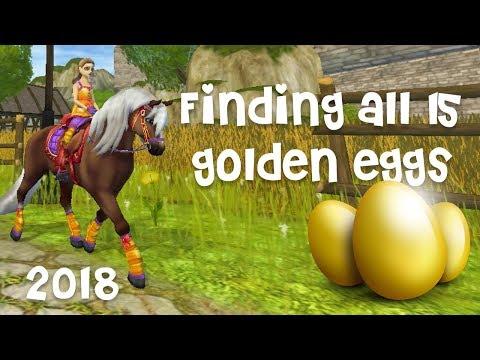 All Golden Egg Locations [SSO 2018]
