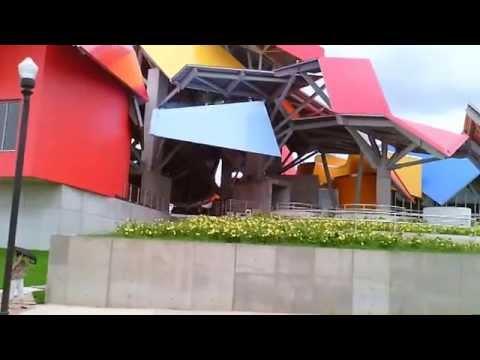 Biomuseo de Panamá  Arq.  Frank Gehry