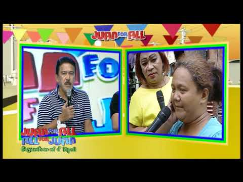 Juan For All, All For Juan Sugod Bahay | December 15, 2017
