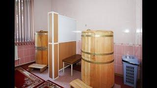 Санаторий Ружанский - обзор процедуры кедровая бочка, Санатории Беларуси