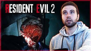 RESIDENT EVIL 2 REMAKE - DEMO (VEGETTA777) #RE2
