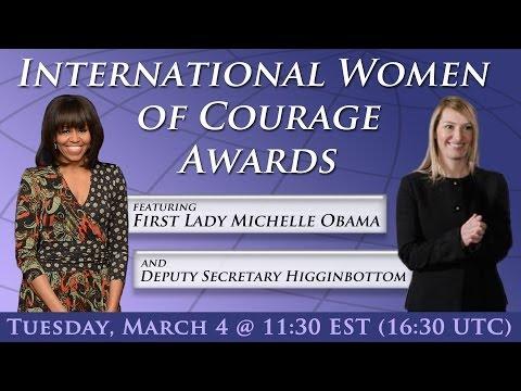 International Women of Courage Awards