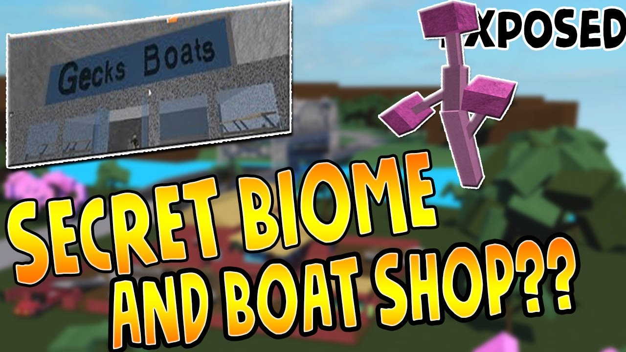 SEARCHING FOR THE BOAT SHOP | Lumber Tycoon 2 STUDIO