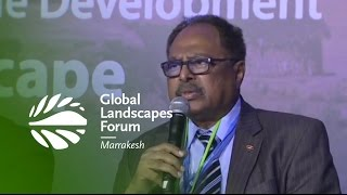 Minister Hassan Hilal: Solving resource conflicts through restoration – GLF 2016 Marrakesh