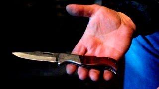 Реально ли проколоть покрышку ножом?