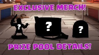 Exclusive Limited Edition Merch and  Prize Pool Details - CCGS World Finals