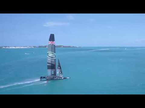America's Cup 2017: Land Rover BAR