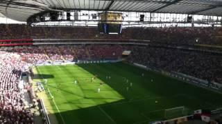 TOR Eintracht Frankfurt 1:0 Bayern München 23.04.2011