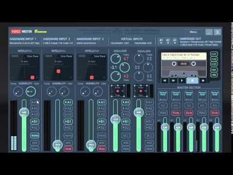 voicemeeter dung cho paltalk va cctalk cho nhung pc nào không có  sound card.