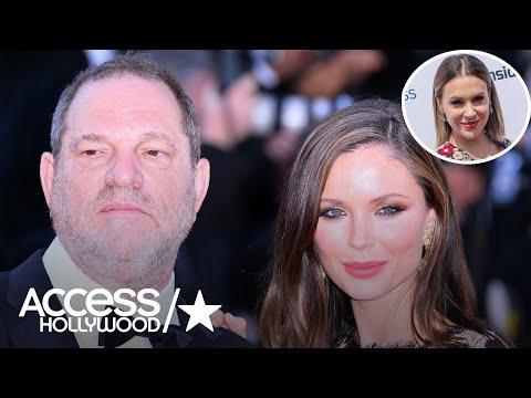 Alyssa Milano Gives Update On Harvey Weinstein's Wife Georgina Chapman: 'She's Very Sad'