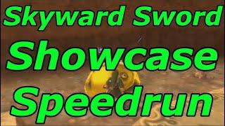 [Shirtless Showcase] Skyward Sword Any% Speedrun in 1:27:23 (Full Commentary)