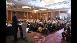 Mateusz Morawiecki podczas X Kongresu Ekonomistów Polskich
