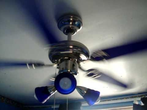 apolo blue celling fan - YouTube