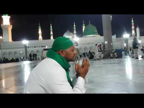 Sarfaraz khan reciting Naat