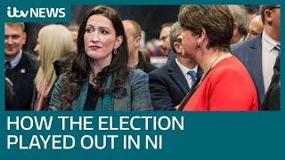 Election 2019: What drama was there at the ballot boxes in Northern Ireland? | ITV News