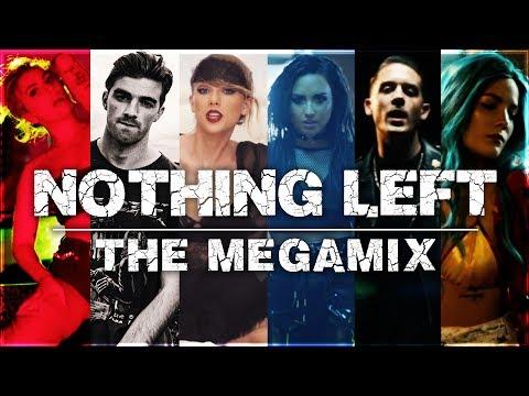 NOTHING LEFT | The Megamix ft. Imagine Dragons, Little Mix, Ariana Grande, Melanie Martinez