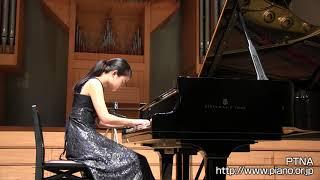 2018PTNA特級二次 上田実季/J.S.バッハ:トッカータ ホ短調 BWV914