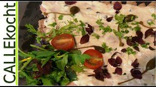 Vitello Tonnato selber machen und zubereiten