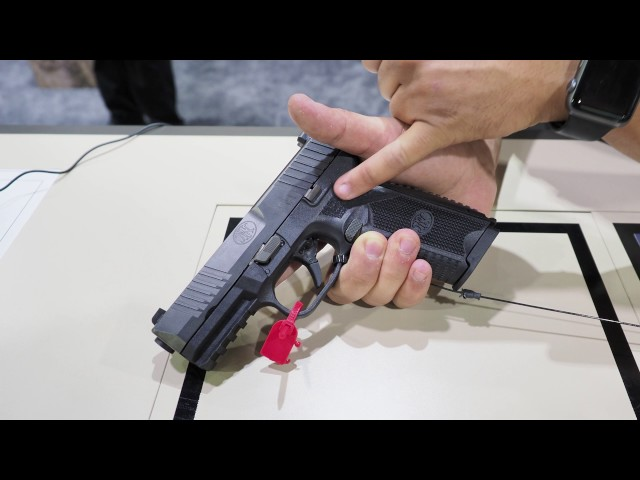 FN 509 First Look at 2017 NRA Show