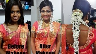 Hindu Makeover by Beauty dosage bridals Srilanka Thumbnail