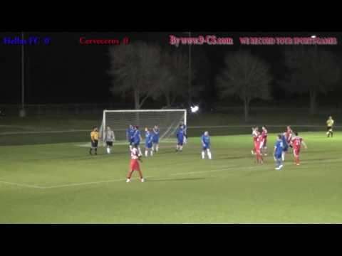 Sports filming services - Cerveceros vs Hellas FC Feb 24 2017 GAME