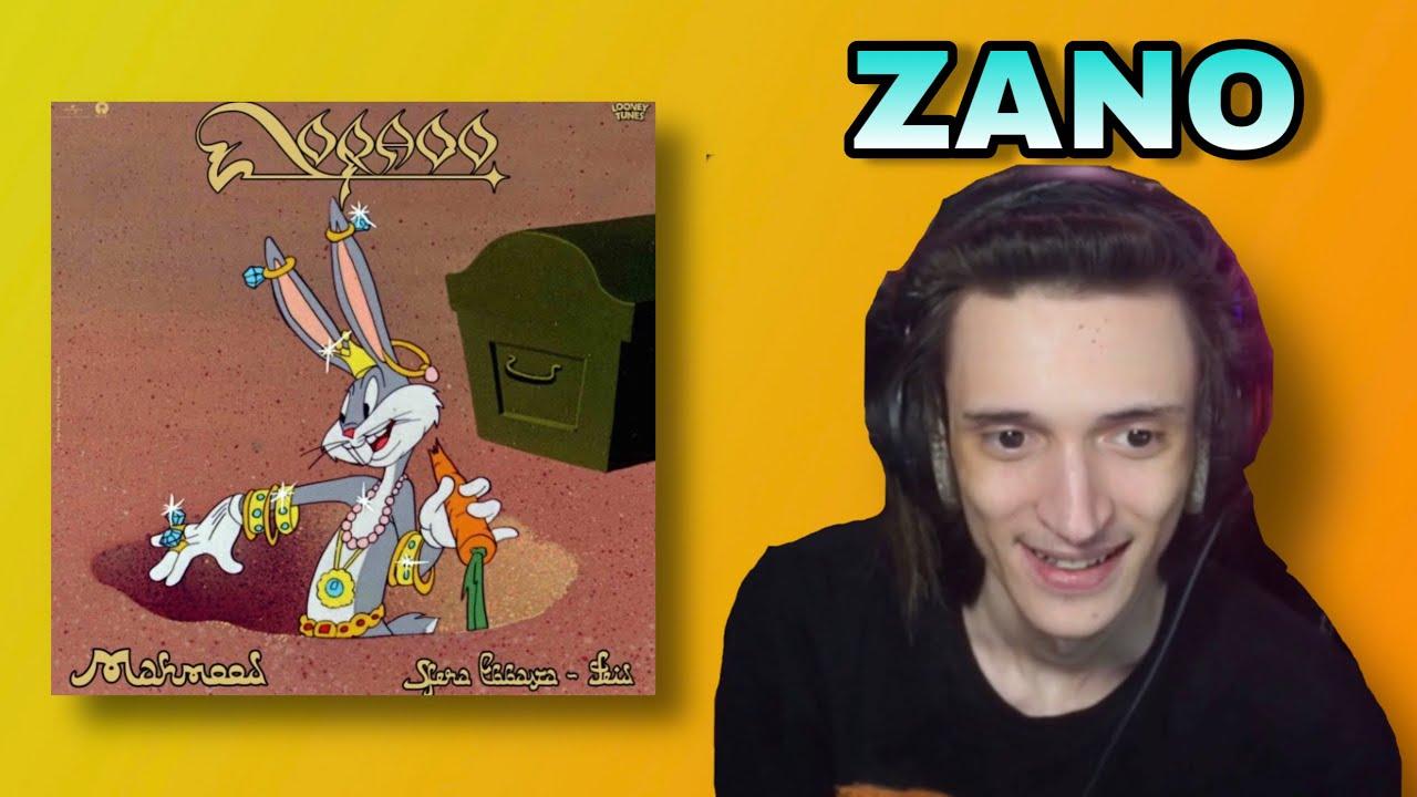 """ZANO - REACTION A """"DORADO"""" MAHMOOD feat. SFERA EBBASTA e FEID"""