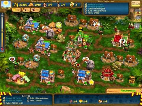 Sweet Kingdom: Enchanted Princess - Level 41