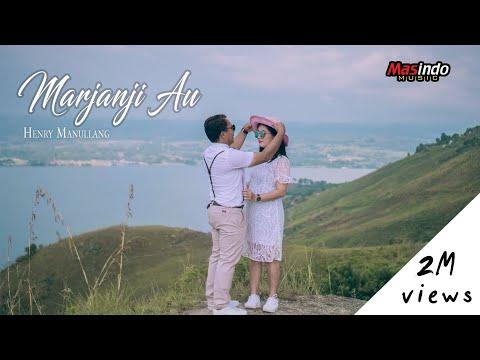 Lirik Lagu Marjanji Au Henry Manullang