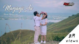 Henry Manullang - MARJANJI AU | Lagu Batak Romantis