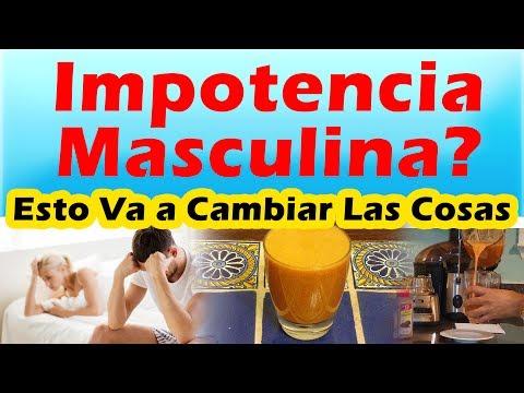 TOMA ESTO Y DILE ADIOS A LA IMPOTENCIA MASCULINA Remedios Caseros Para La Impotencia