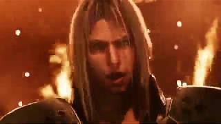 Final Fantasy VII Remake Trailer Gamescom 2019