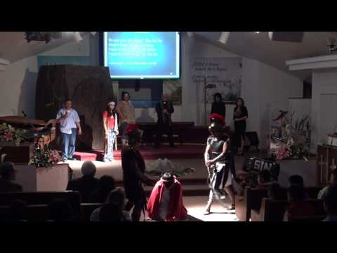 2017 Easter Sunday Night Play 덴버 동산 침례교회 Denver Dongsan Church